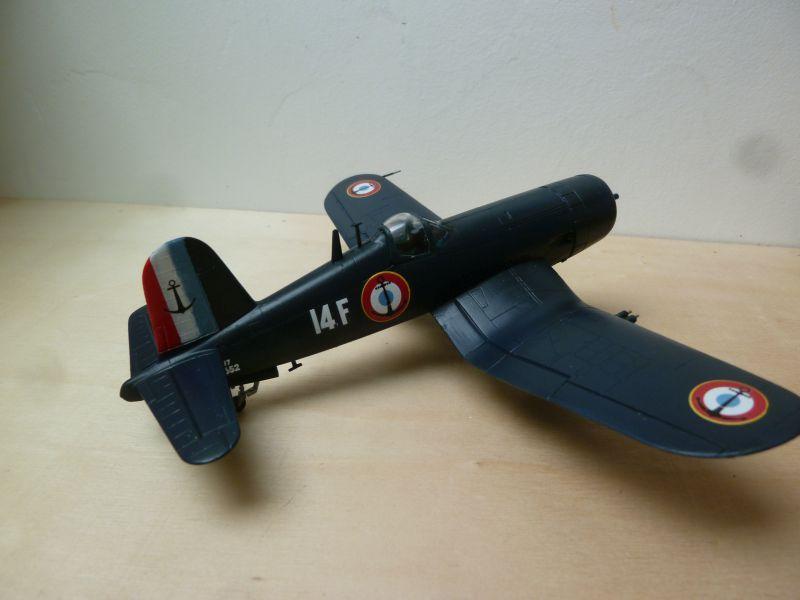 [Italeri] Chance-Vought Corsair AU-1 - Flotille 14F - Dien Bien Phu - 7 mai 1954 P1140110