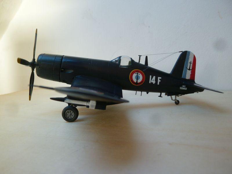 [Italeri] Chance-Vought Corsair AU-1 - Flotille 14F - Dien Bien Phu - 7 mai 1954 P1140119