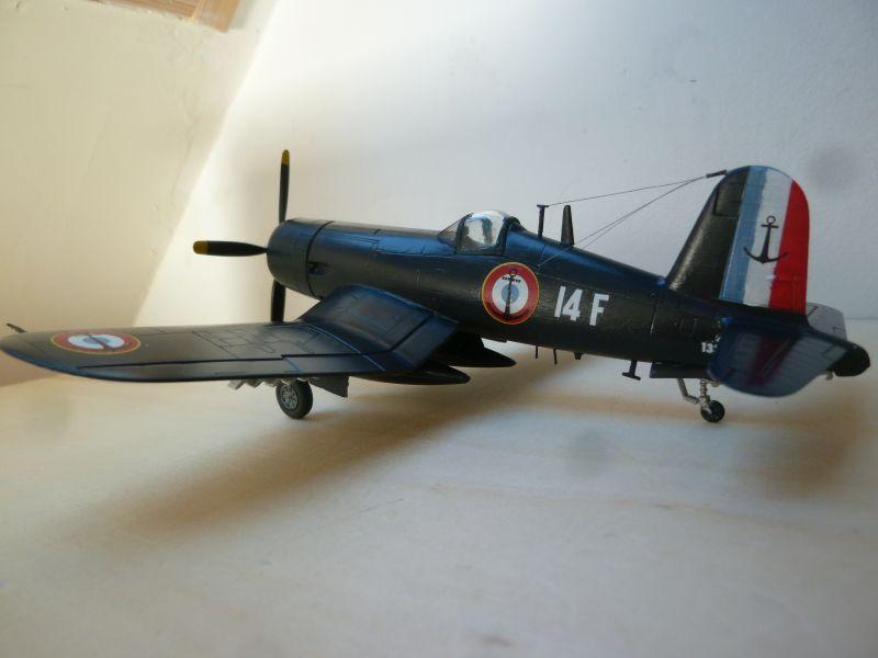 [Italeri] Chance-Vought Corsair AU-1 - Flotille 14F - Dien Bien Phu - 7 mai 1954 P1140120