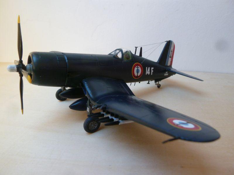 [Italeri] Chance-Vought Corsair AU-1 - Flotille 14F - Dien Bien Phu - 7 mai 1954 P1140121