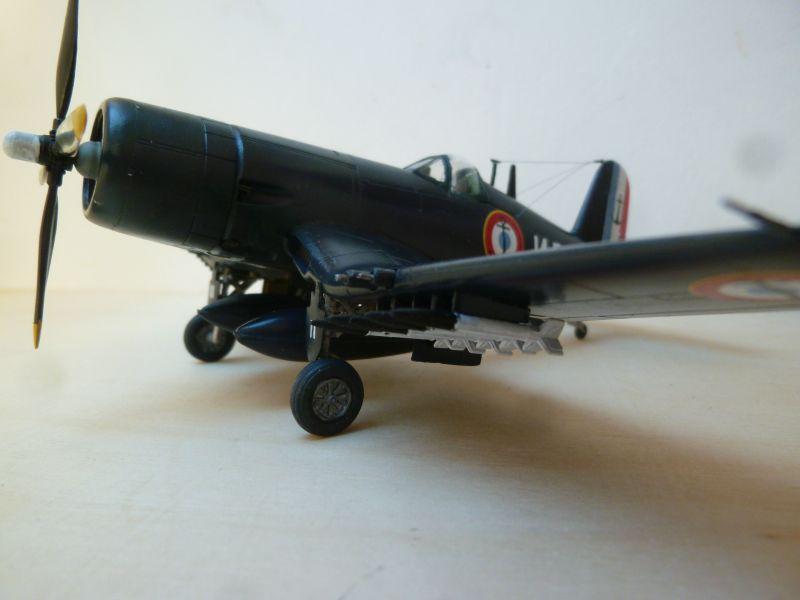 [Italeri] Chance-Vought Corsair AU-1 - Flotille 14F - Dien Bien Phu - 7 mai 1954 P1140122