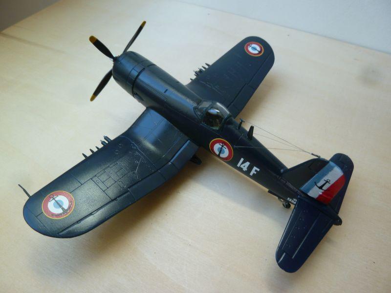 [Italeri] Chance-Vought Corsair AU-1 - Flotille 14F - Dien Bien Phu - 7 mai 1954 P1140123
