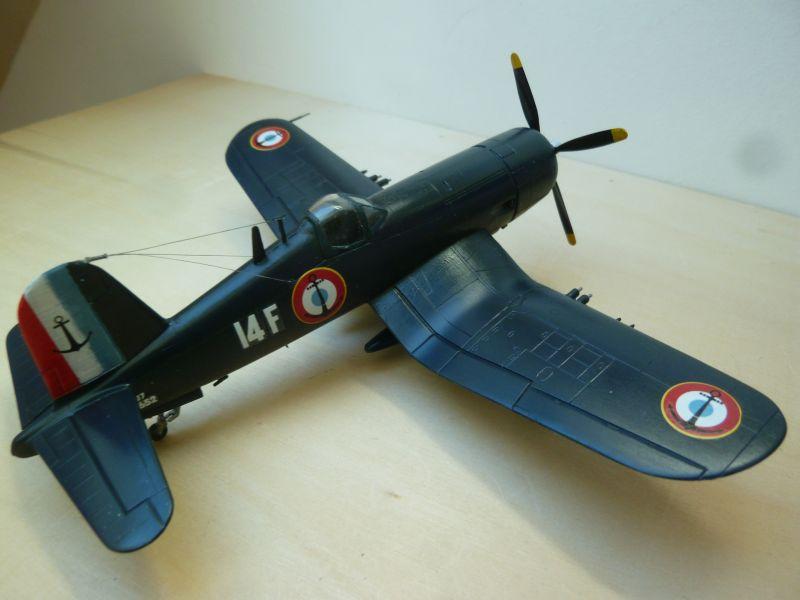 [Italeri] Chance-Vought Corsair AU-1 - Flotille 14F - Dien Bien Phu - 7 mai 1954 P1140124