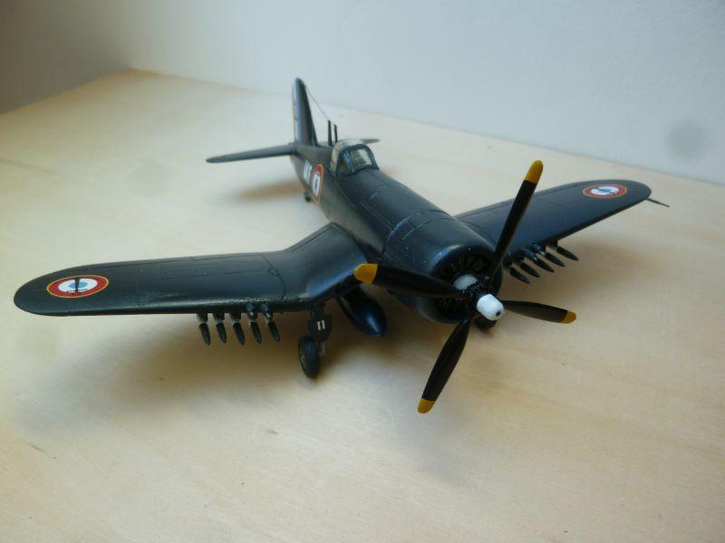 [Italeri] Chance-Vought Corsair AU-1 - Flotille 14F - Dien Bien Phu - 7 mai 1954 P1140126