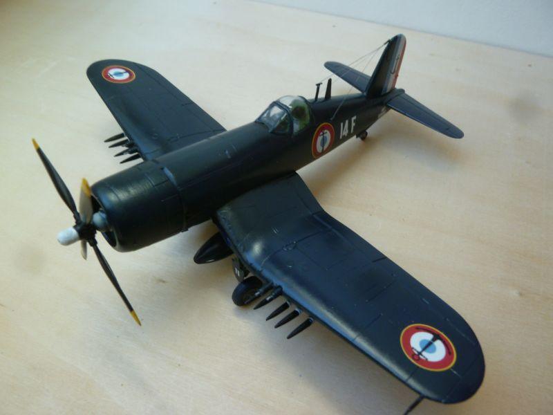 [Italeri] Chance-Vought Corsair AU-1 - Flotille 14F - Dien Bien Phu - 7 mai 1954 P1140127