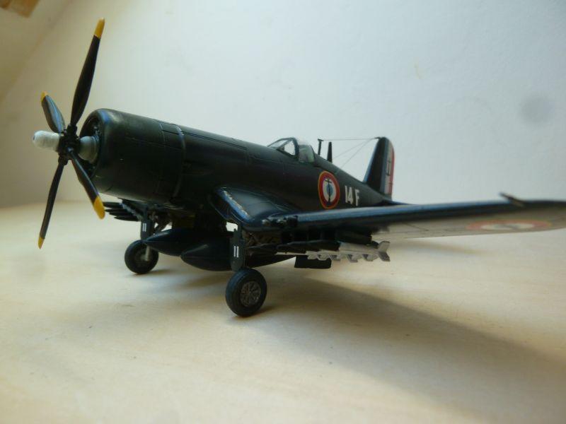 [Italeri] Chance-Vought Corsair AU-1 - Flotille 14F - Dien Bien Phu - 7 mai 1954 P1140128