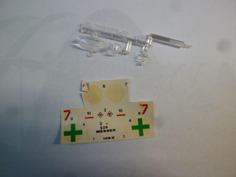 [Heller] Messerschmitt Me 109 K-4 ----- F I N I ----- P1140552