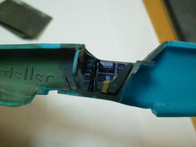 [Heller] Messerschmitt Me 109 K-4 ----- F I N I ----- P1140567