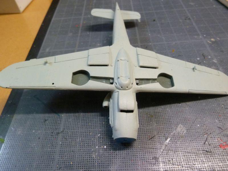 [Heller] Messerschmitt Me 109 K-4 ----- F I N I ----- P1140610