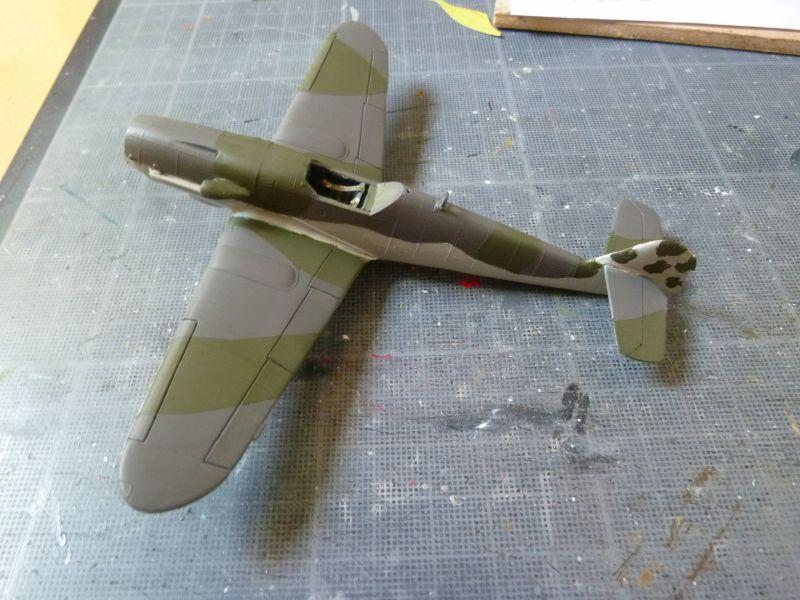 [Heller] Messerschmitt Me 109 K-4 ----- F I N I ----- P1140640
