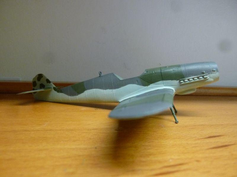 [Heller] Messerschmitt Me 109 K-4 ----- F I N I ----- P1140642