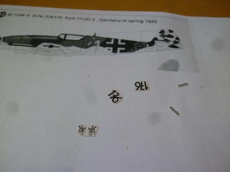 [Heller] Messerschmitt Me 109 K-4 ----- F I N I ----- - Page 2 P1140662