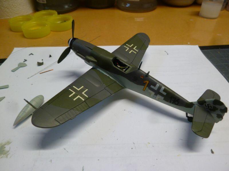 [Heller] Messerschmitt Me 109 K-4 ----- F I N I ----- - Page 2 P1140664