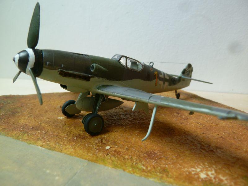 [Heller] Messerschmitt Me 109 K-4 ----- F I N I ----- - Page 2 P1140679