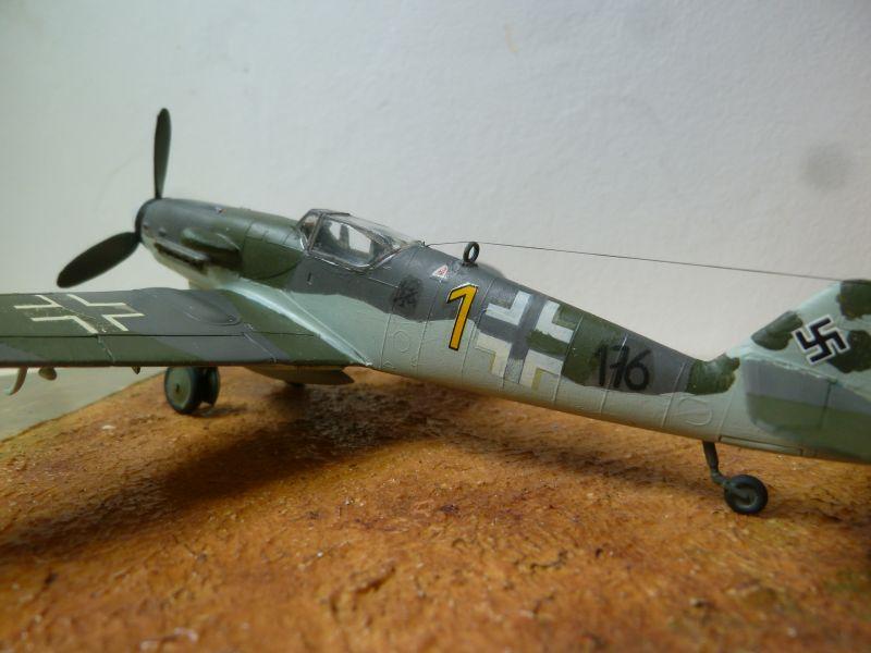 [Heller] Messerschmitt Me 109 K-4 ----- F I N I ----- - Page 2 P1140680