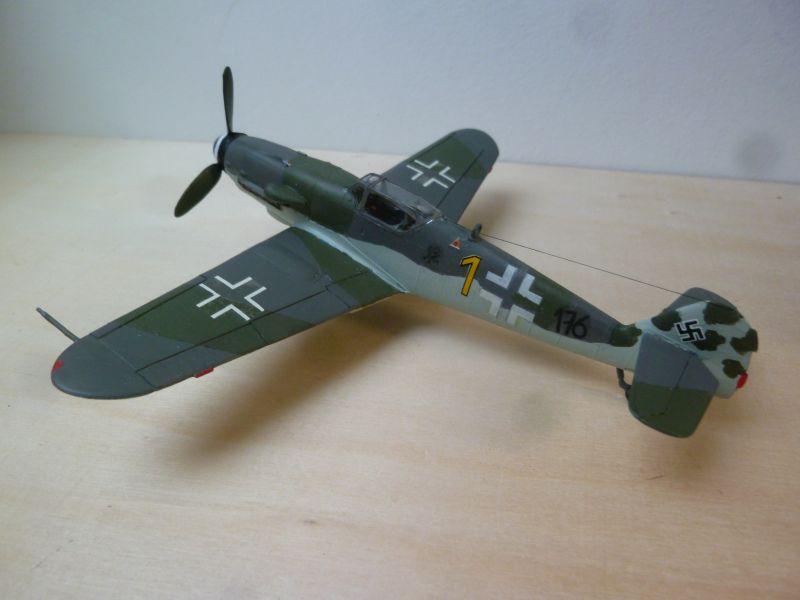 [Heller] Messerschmitt Me 109 K-4 ----- F I N I ----- - Page 2 P1140749