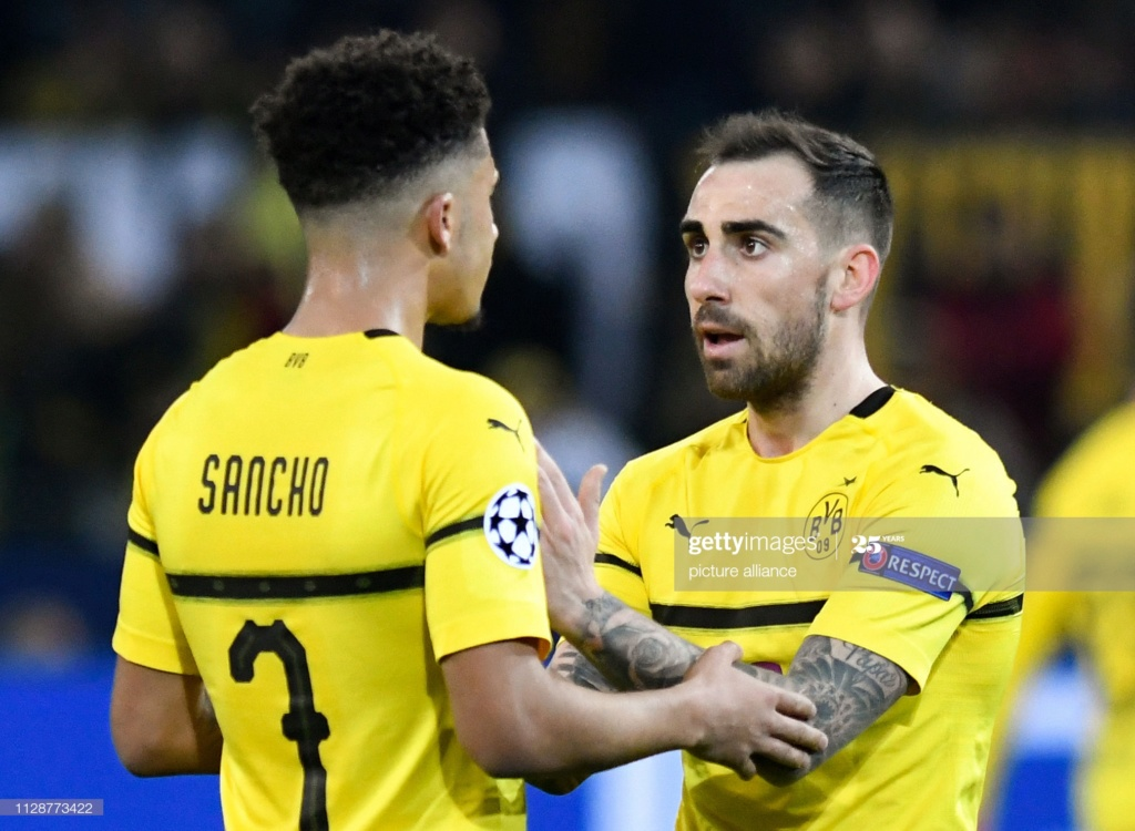 ¿Cuánto mide Jadon Sancho? - Altura - Real height Gettyi17