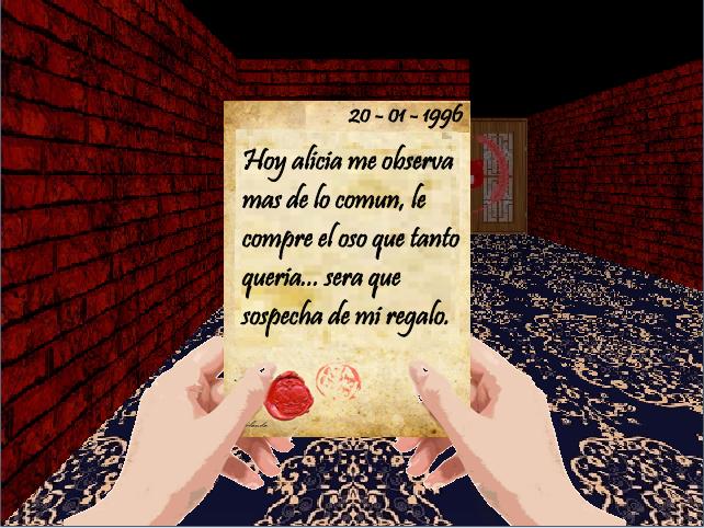[RPG Maker ] INSANE (juego de terror y puzzles) Insane24
