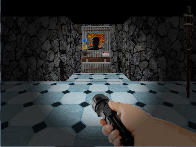 [RPG Maker ] INSANE (juego de terror y puzzles) Insane26