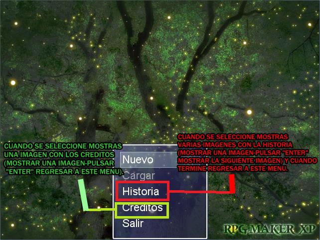 AYUDA - AGREGAR MAS OPCIONES AL MENU INICIO Sin_no10