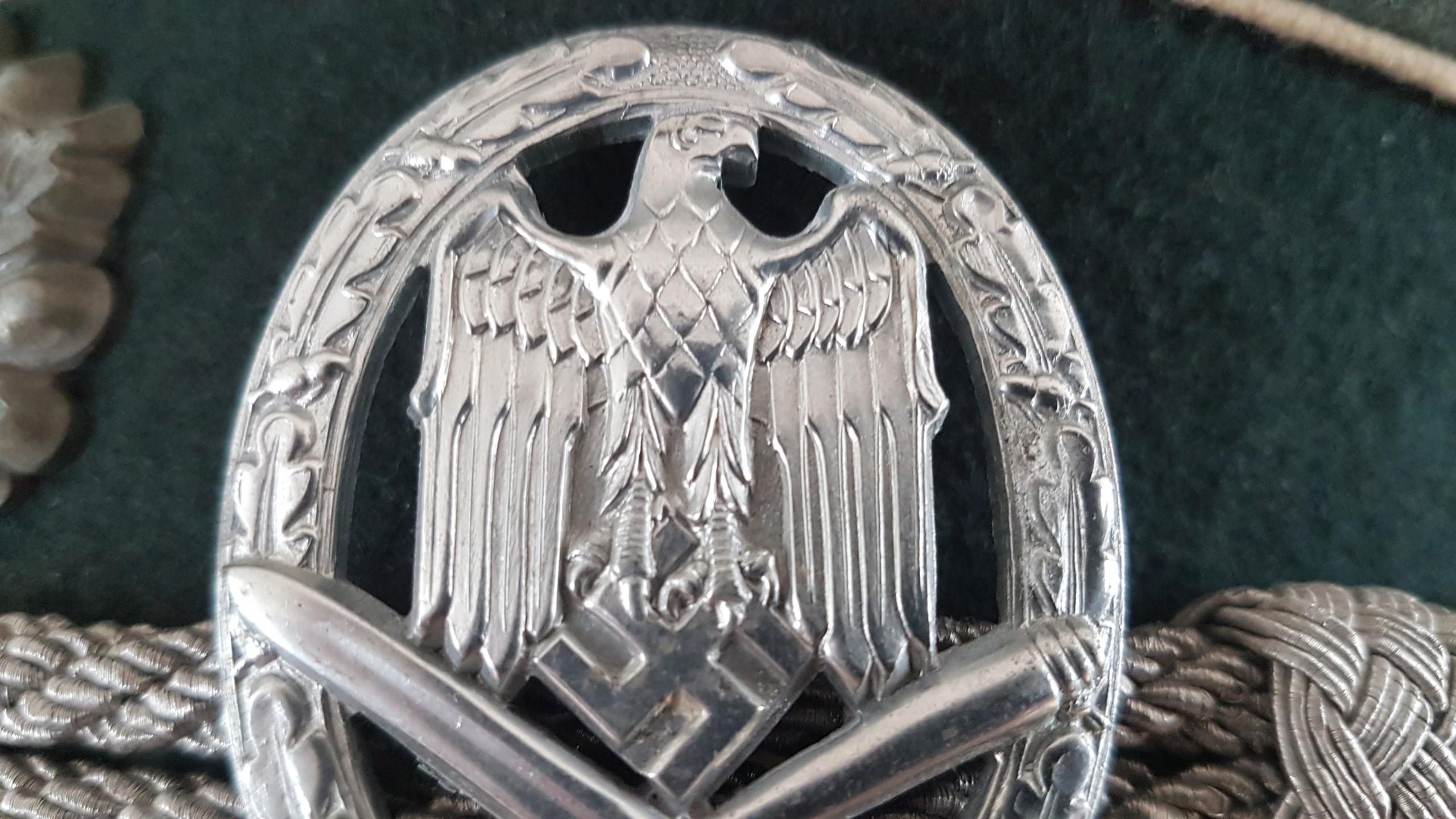 Badge Assaut Général  20200326