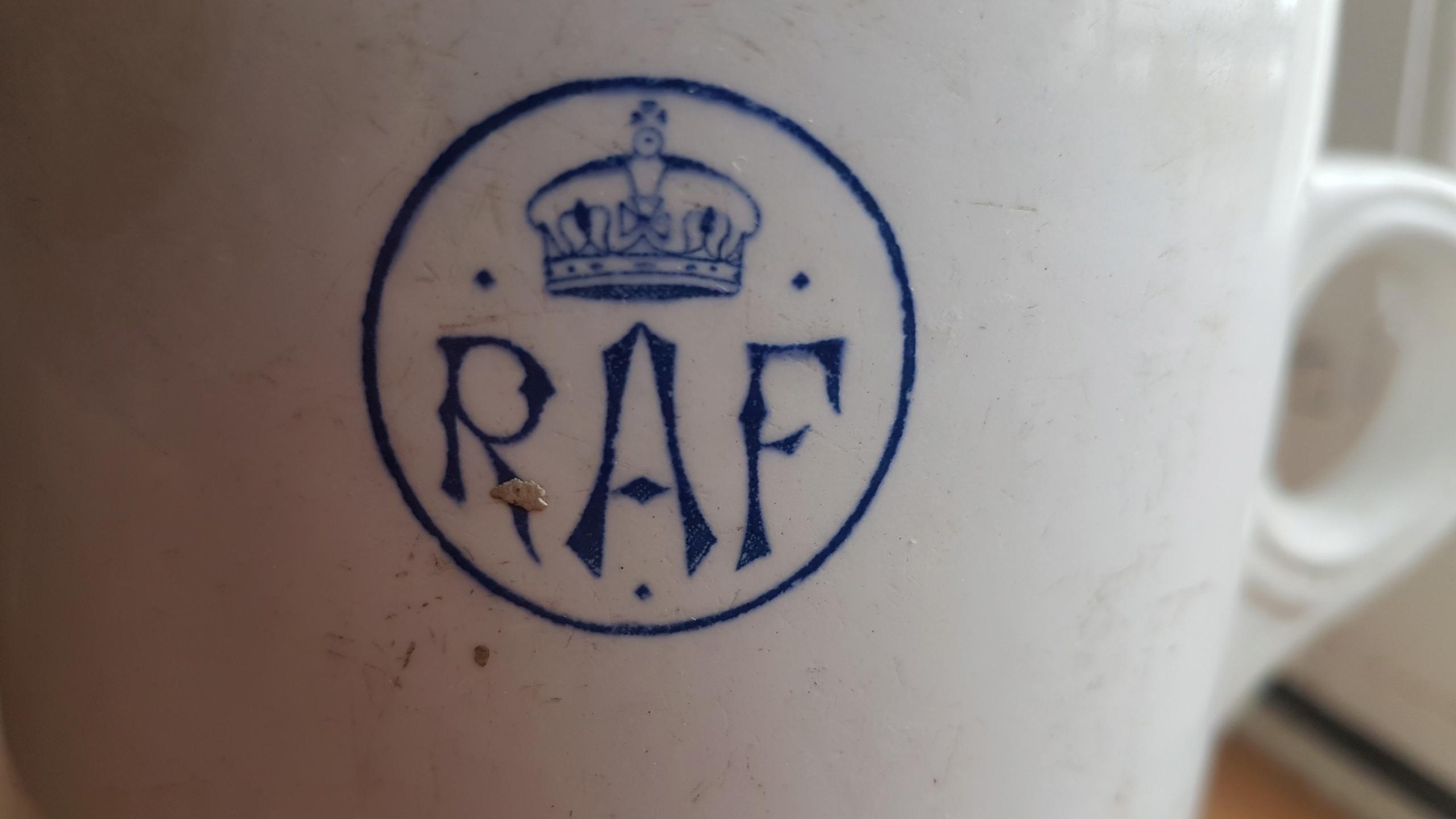 Mug Royal Air Force Mug_ra13