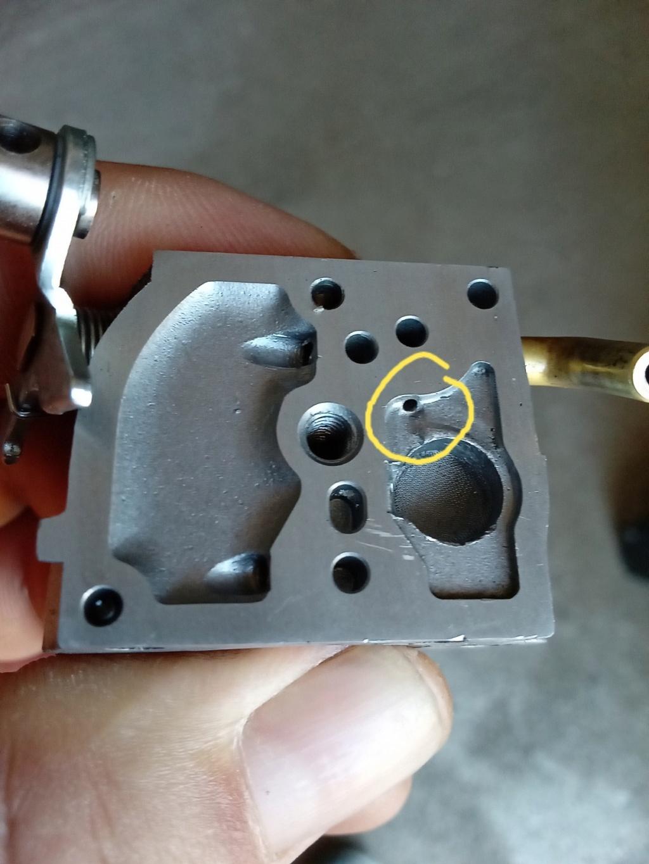 carburatore decespugliatore Stihl FS80 Carb_s11