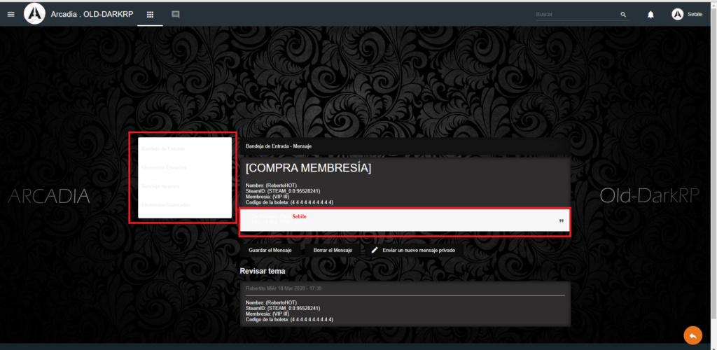 Cambiar Color del fondo de los Mensajes Privados y Chatbox, foro AwesomeBB Asd110