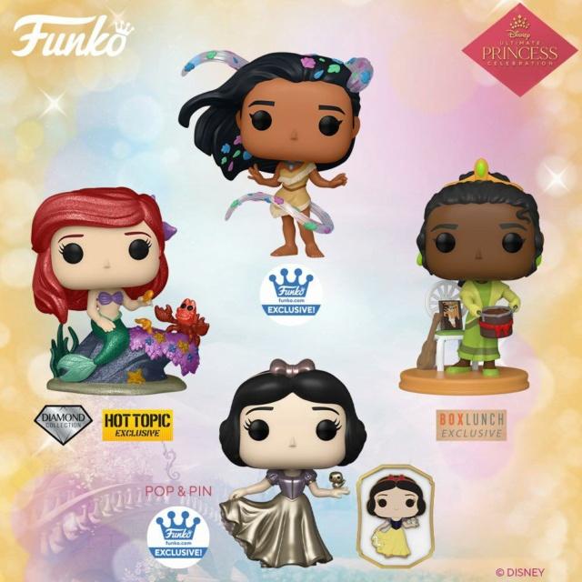 Ultimate Princess Celebration - Histoires et produits dérivés [ShopDisney] - Page 2 18344310