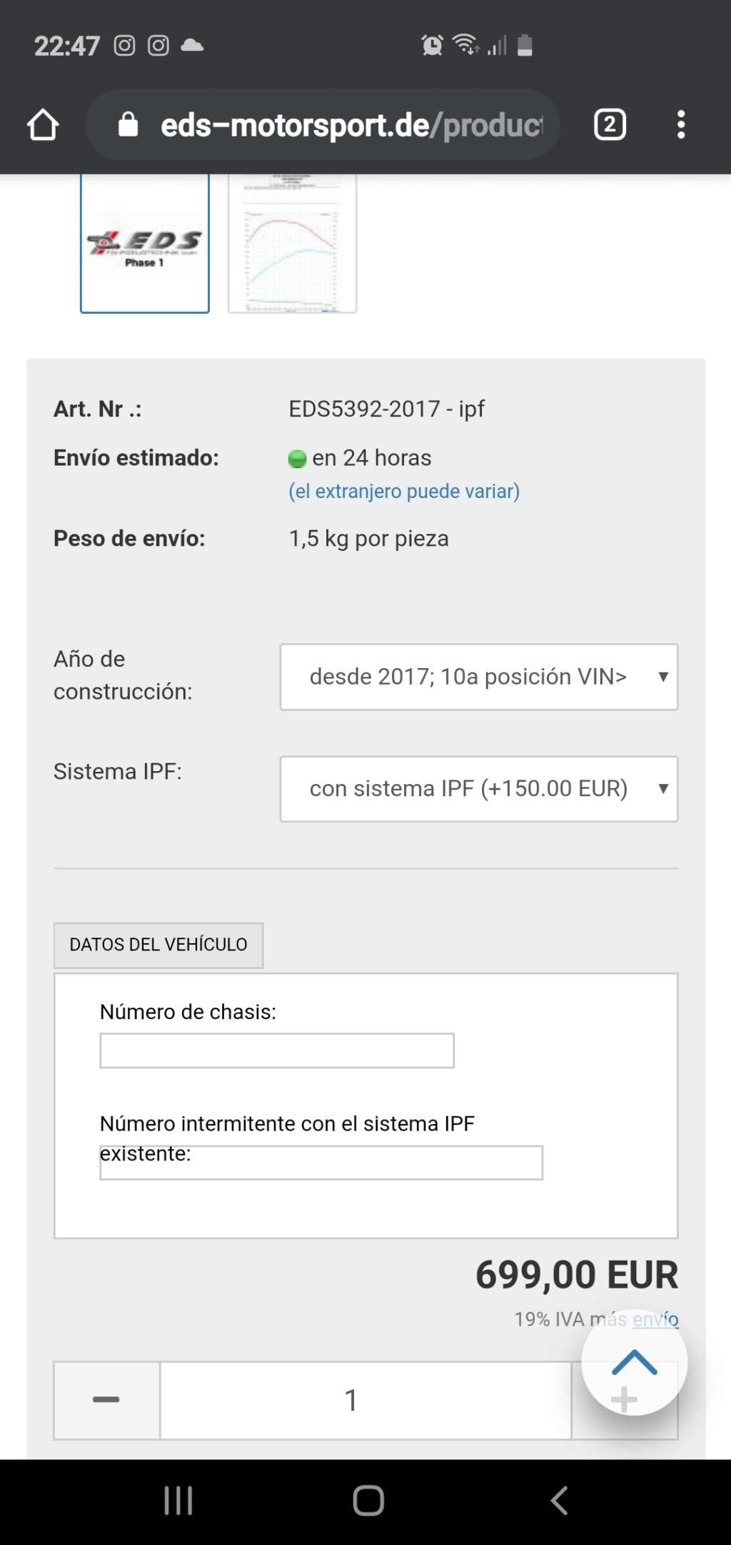 REPROGRAMANDO ASTRA 1.6T CON IPF by EDS MOTORSPORT Screen10