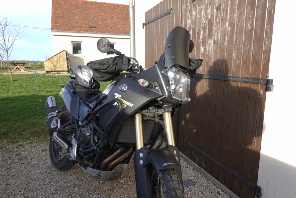 ce que j'ai fait sur ma moto aujourd'hui Dsc00213