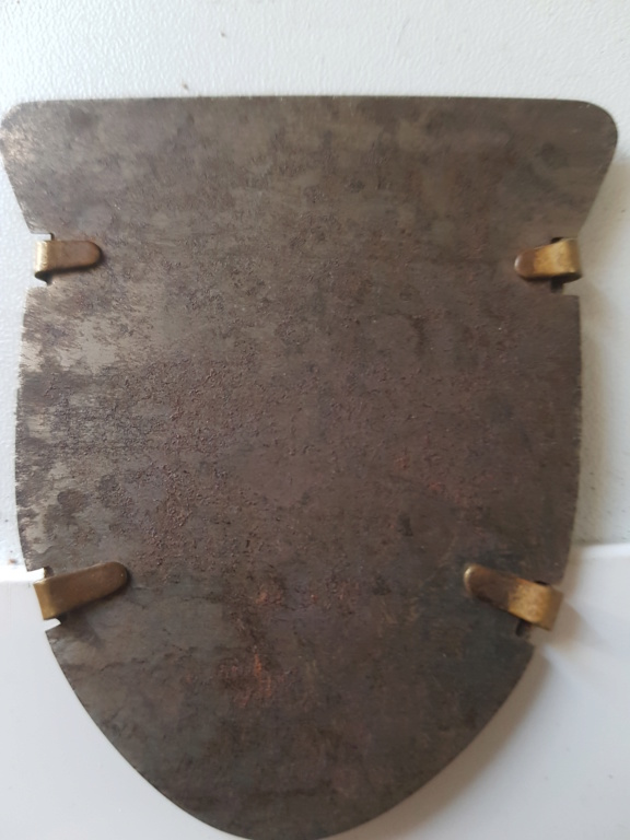 Plaque de bras KRIM 20200444