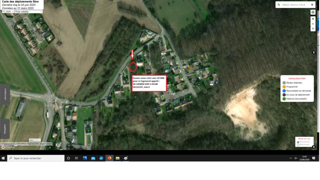 COVAGE / TUTOR EUROPE ESSONNE / 18 CHEMIN VERT 91140 VILLEJUST (demande de réf IMB) 18_che10