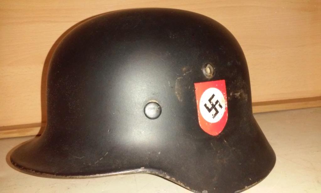 Casque Waffen SS 20200215