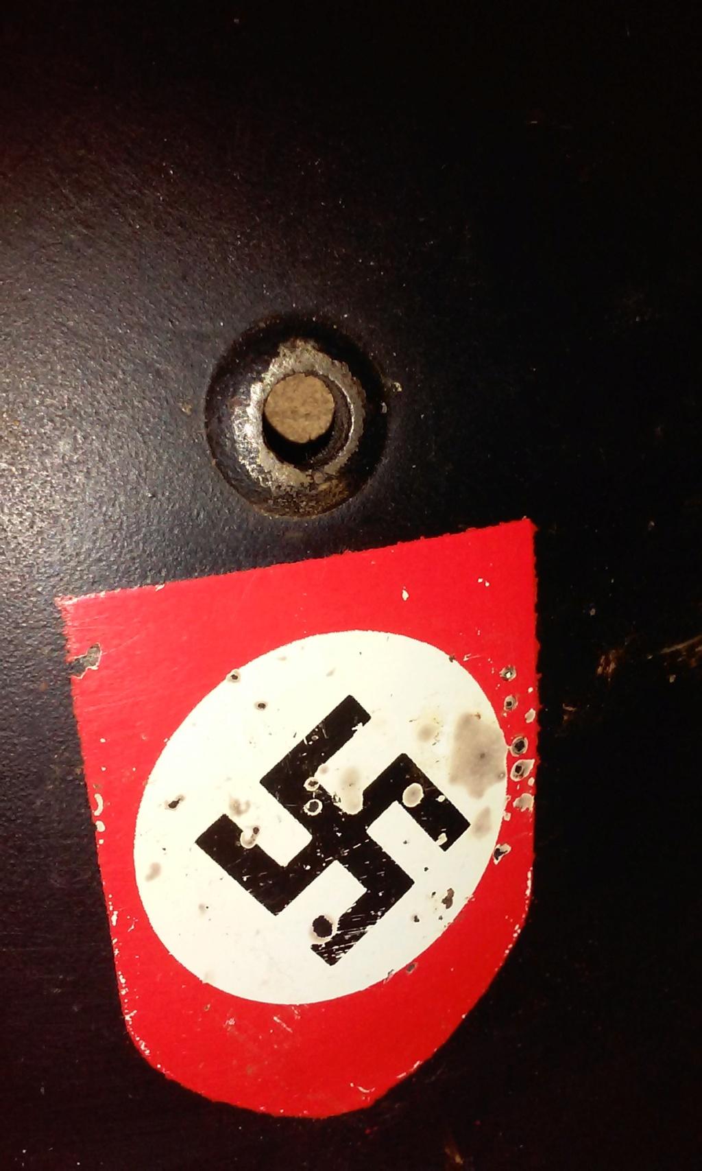 Casque Waffen SS 20200216