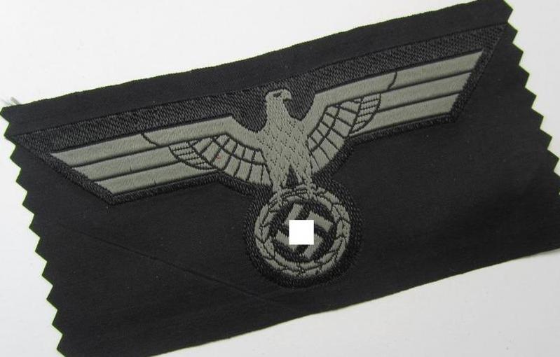 Aigle de poitrine Panzer Truppe Aigle10