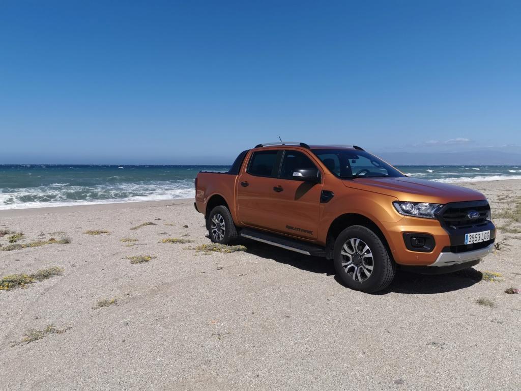 Ford Ranger España - Portal Inboun10