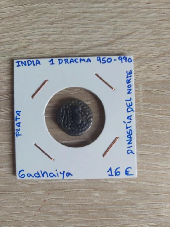 Gadhaiya Paisa indo-sasánida de Chaulakya-Paramara nexus 20200622