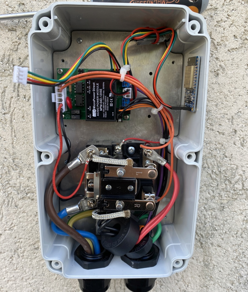 "ZOE et OpenEVSE ""Vérifier Borne de recharge"" Img_0811"