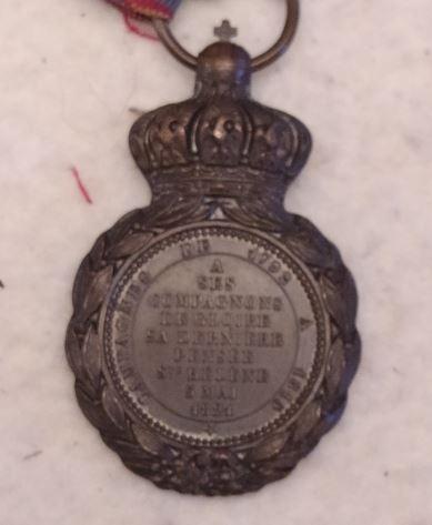 Datation Médailles Mzodai14
