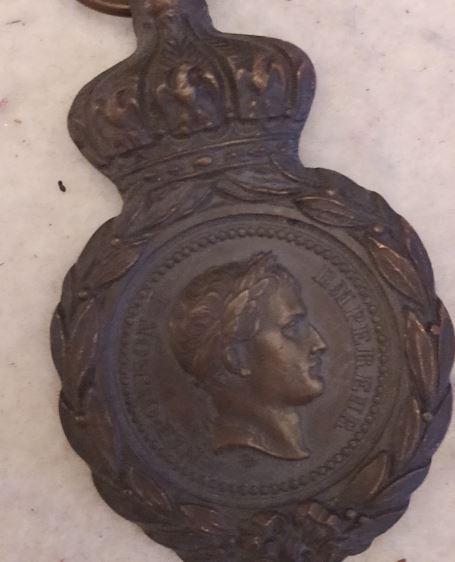 Datation Médailles Mzodai15
