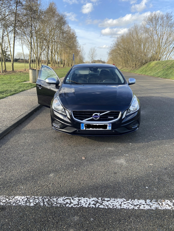 [Remy57920] Volvo S60 R-Design D3 163 ch Volvo110
