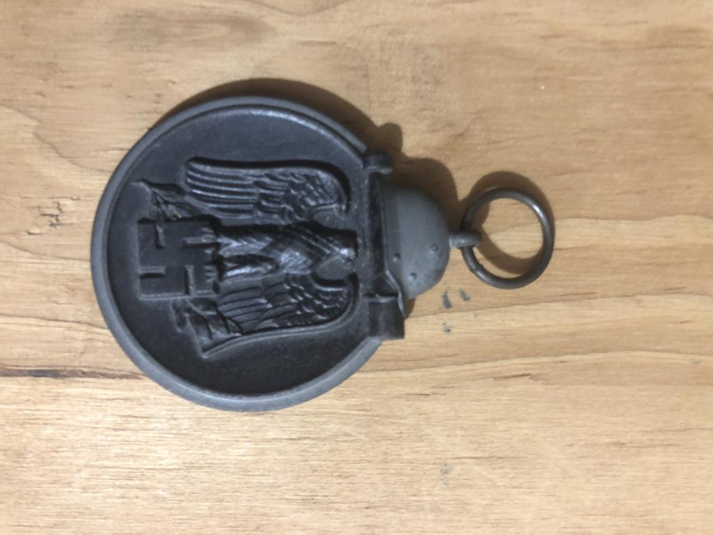 Médaille de l'Est authentification Image27