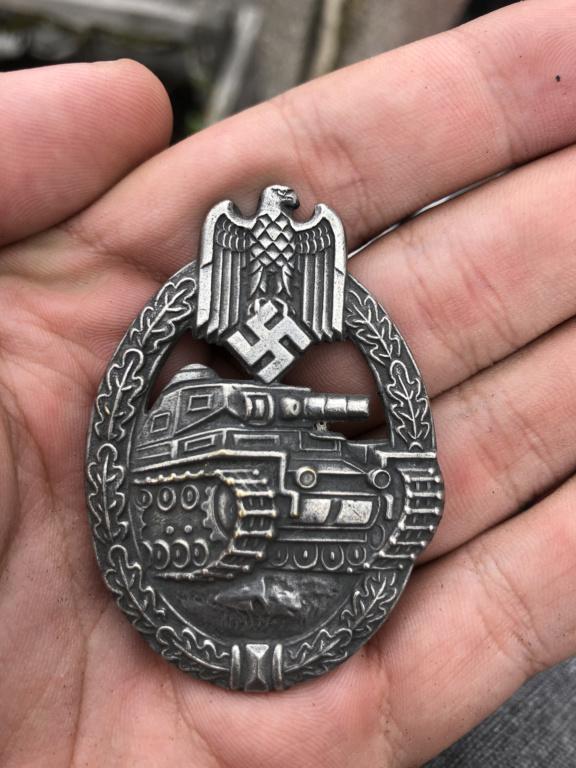 Médaille Panzer Argent Image29