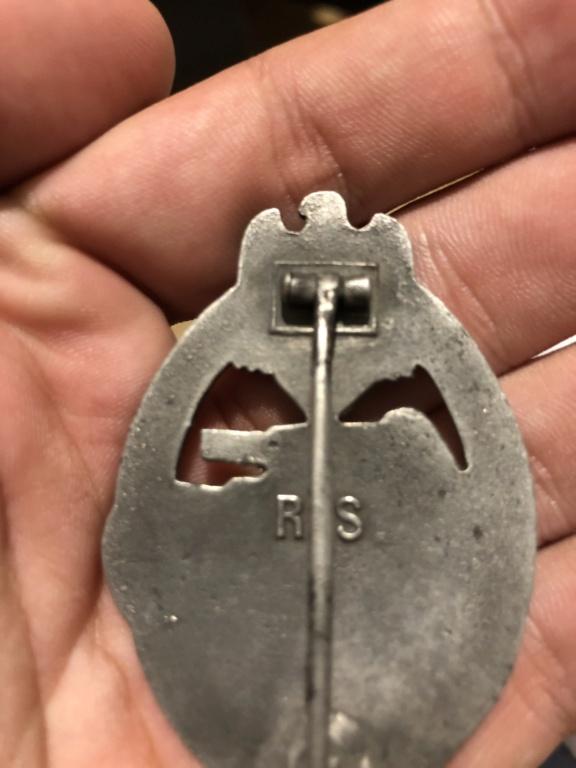 Médaille Panzer Argent Image31
