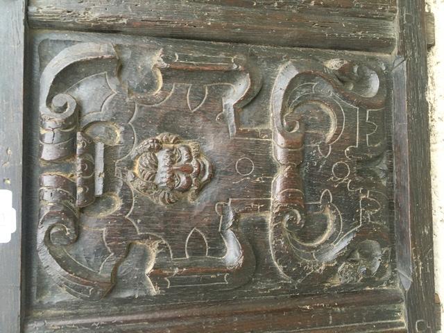 Élément de meuble XVIeme 77dc1510
