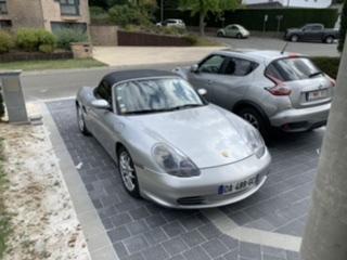 Porsche Boxster à fort kilometrage  7639a410