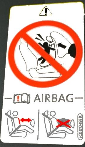 Tuto 991.2: Installation cache latéral de fin tableau de bord pièce DBCarbon Airbag10