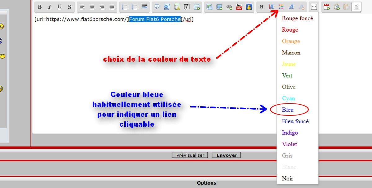 Tuto: Insérer un lien cliquable et apparent dans un post Lien-510