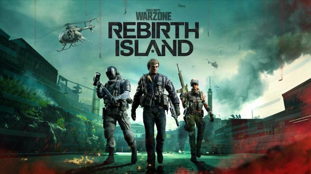 Warzone Saison 1  Rebirt10